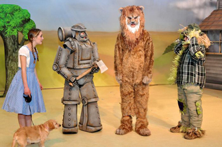 Wizard of Oz Stage Show